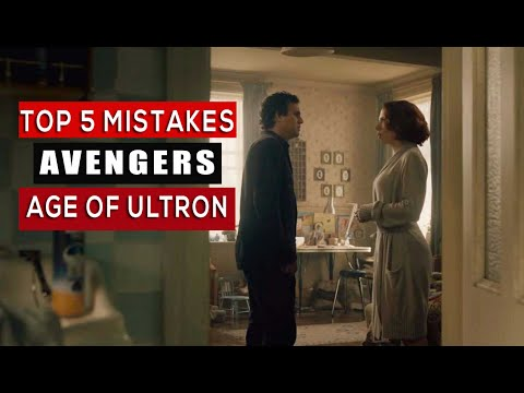 5 Things I Hated about Avengers: Age of Ultron