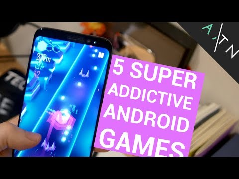 5 ADDICTIVE Android Games You Have To Try