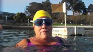 PATHSTAR 2014 Alcatraz  Swim Week