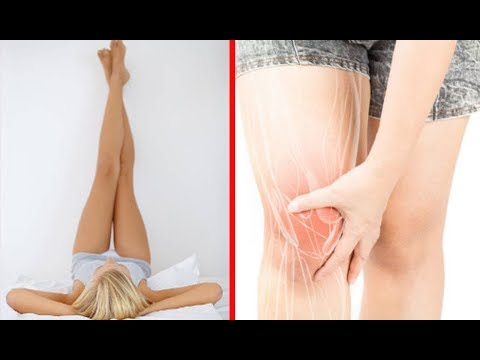 3 Things That Happen When You Put Your Legs Up Against A Wall Every Day