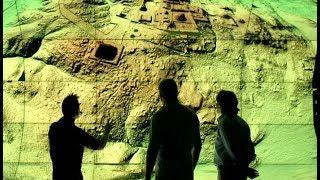 Descubren una Megalópolis Maya bajo el follaje de la selva en Guatemala.
