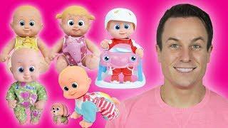 Bouncing Babies interaktív babák a Játékszigettől!