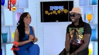 TRENDING WITH GBENRO AJIBADE (Nigerian Entertainment News)