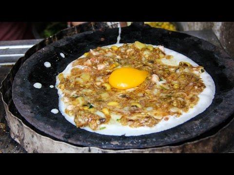 Chatamari - Nepalese Street Food Pizza