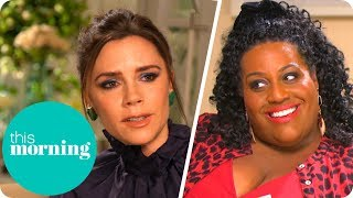 Victoria Beckham Addresses Rumours of a New Spice Girls Album! | This Morning