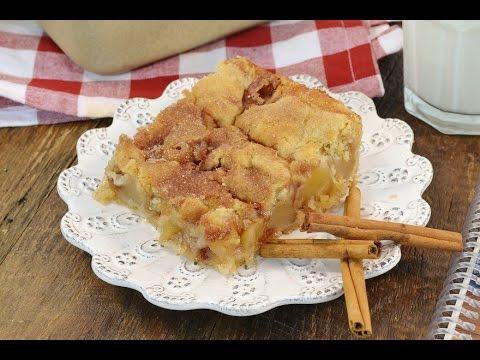 Apple Pie Snickerdoodle Dump and Bake Dessert | RadaCutlery.com
