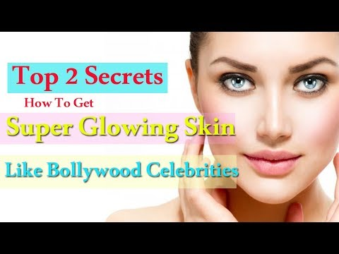 Skin Care Secrets | Top 2 Skin Care Secrets To Get Super Glowing Skin  | Natural Glow on Face