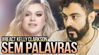 REAGINDO a Kelly Clarkson - I Don't Think About You