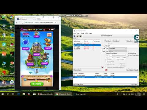 hack gold EverWing facebook 2018 new