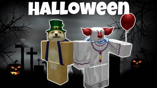 Roblox Halloween Special/Animation by DarkAltrax