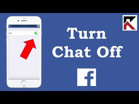 How To Turn Chat Off In Facebook App | UPDATE! ( Not Messenger )