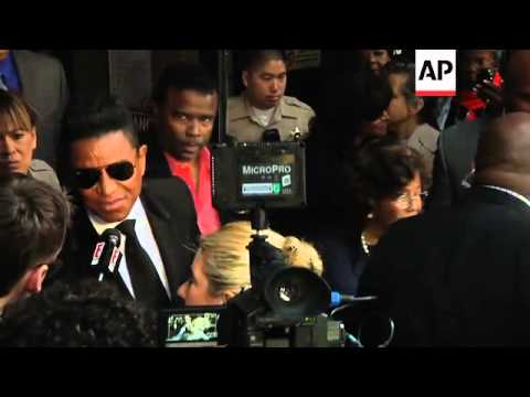 Michael Jackson's mother loses temporary guardianship of her grandchildren