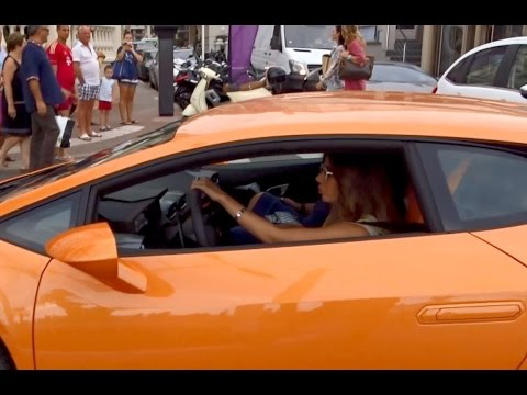 Xxx Mp4 Hot Girl Driving Lamborghini Huracan In Cannes 3gp Sex