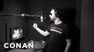 The Making Of: Jon Dore's #ConanNYC Set  - CONAN on TBS