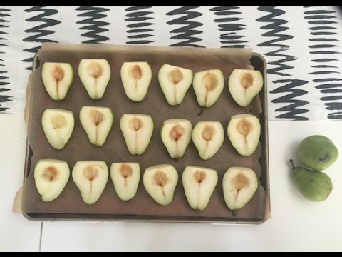 Superfood Baked Pear Recipe