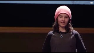 Hackschooling makes me happy | Logan LaPlante | TEDxUniversityofNevada
