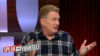 Michael Rapaport on the Cavaliers and Rockets going into the 2018 NBA Playoffs | SPEAK FOR YOURSELF