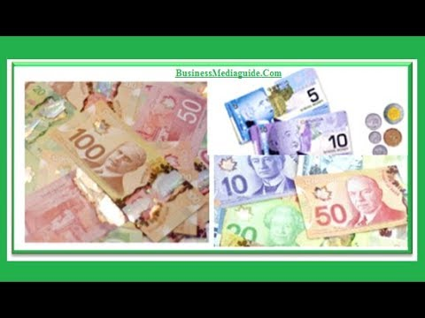 Exchange Rates Of The Canadian Dollar (CAD)...