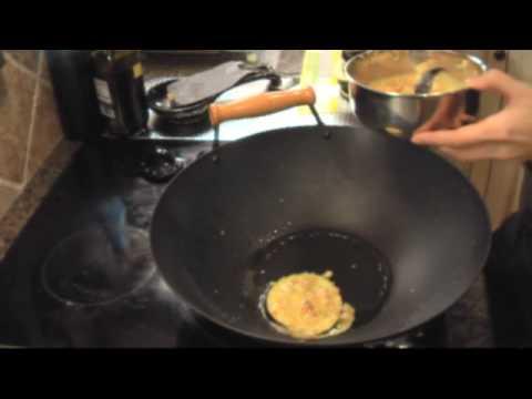 Tilapia/eggplant Torta