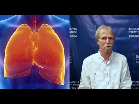 Asbestos Exposure Lung Cancer Survivor – Patrick Appert