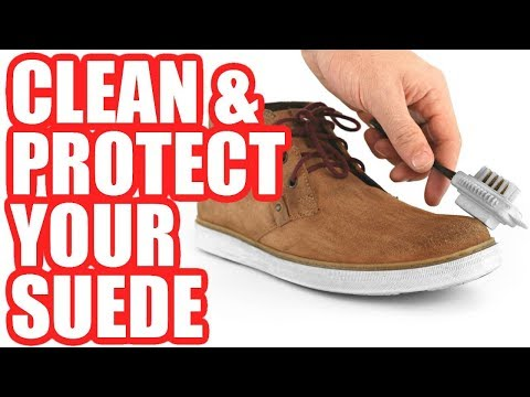 How to Clean Suede Shoes - Best Way to Get Stains Out of Suede Shoes and Boots