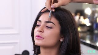 [FULL VIDEO] [HD] Kylie Jenner Eyebrow Tutorial With Ariel Tejada