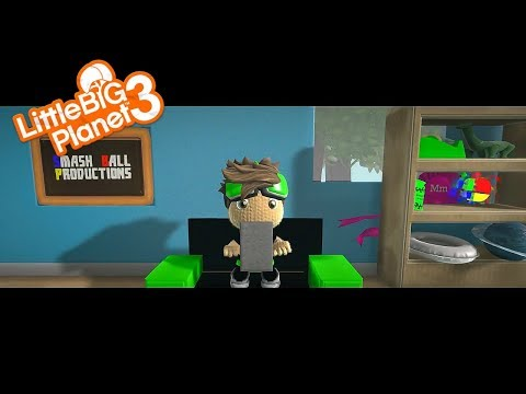 LittleBigPlanet 3 - My familys group chat (funny film)