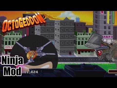 NINJA MOD   Octogeddon Modded   Sneaky. Stealthy. Ninja Mod!
