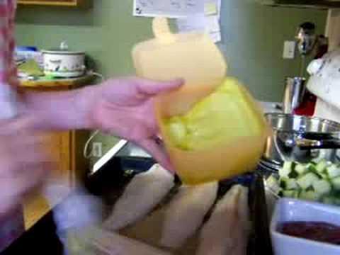 Margarine or Butter Alternative