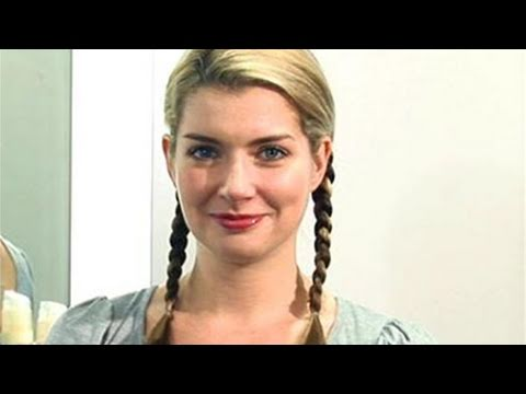 How To Braid Classic Pigtails