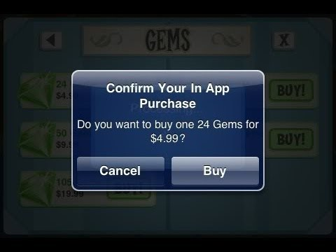 IOS 7: in-App Purchases FREE (Jailbreak) (Cydia)