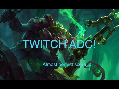 Twitch ADC - League of Legends