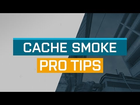 CS:GO - ProTips: Cache - T-Smoke for Highway