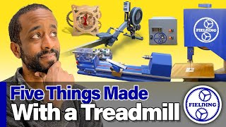 Download Five Things You Won't Believe Were Made From A Treadmill. #056 Video