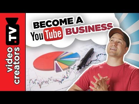 When To Turn your YouTube Channel Into a Business