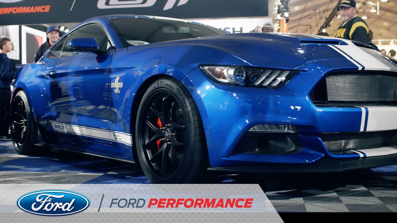An Insider's Look at the 2017 Ford Shelby Super Snake   Enthusiast   Ford Performance