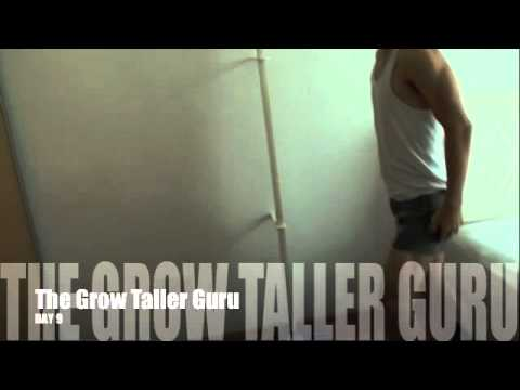 How To Grow Taller - Day 9 of Michael's Transformation