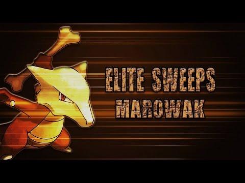 Amazing Marowak Sweep!