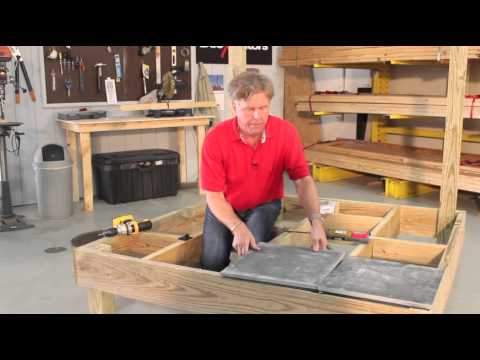 Learn to Install Deck Stones for Your Custom Decks