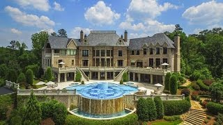 One of the Most Compelling Estates in Atlanta, Georgia