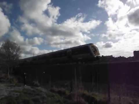 Derry to Belfast Train
