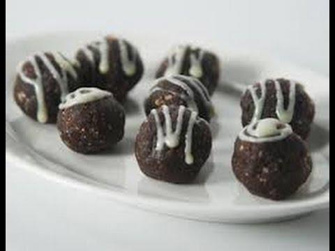 Dark Chocolate Balls - Sanjeev Kapoor - Quick Chef