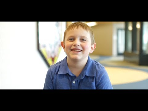 UI Stead Family Children's Hospital Kid Captain 2017: Landon Wilkerson