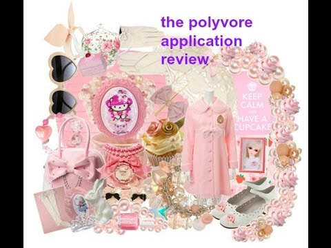 the polyvore application review
