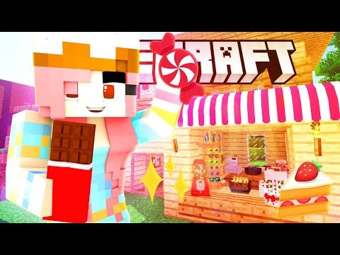 THE NEW CANDY SHOP IN TOWN! GUESS WHO'S BACK? | Krewcraft Minecraft Survival | Episode 15