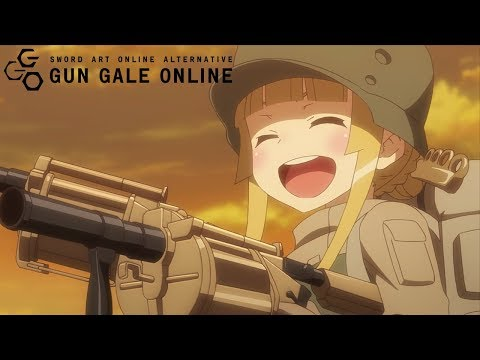 Dodging Practice | Sword Art Online Alternative: Gun Gale Online
