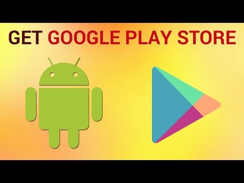 How Do You Get the Google Play Store