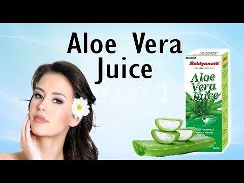 बेदाग त्वचा, सुड़ौल शरीर और मजबूत बालो के लिए इस्तेमाल करें एलो वेरा जूस