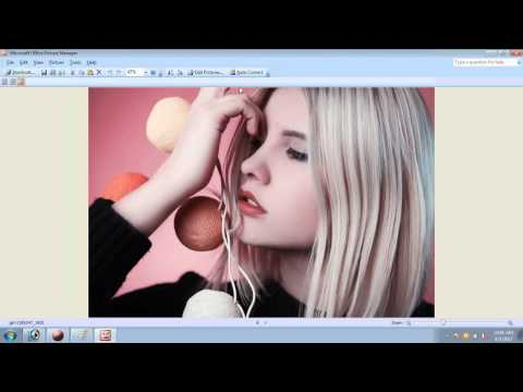 How to Resize Photo [With Paint , Adobe Photoshop ,Microsoft's Picture Manager]