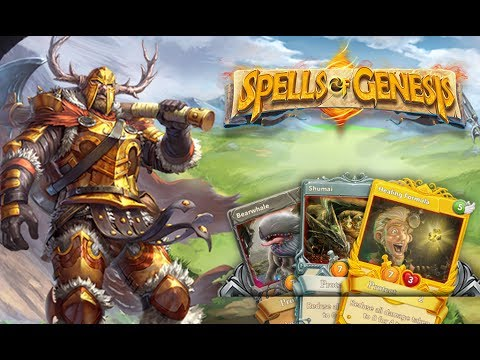 Spells of Genesis - New iPhone & Android RPG